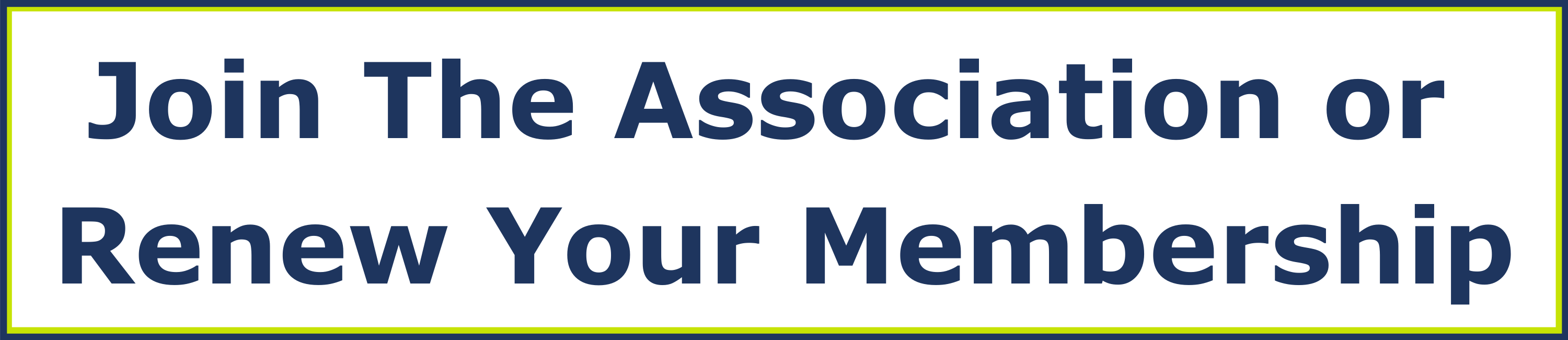 Join the association or renew your membership.
