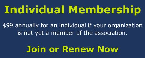 Individual membership form.